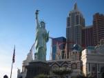 ニューヨークニューヨーク自由の女神