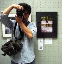 市川市写真展で「入選!」