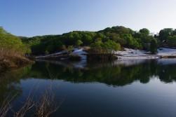 大厳寺高原の池