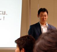 森川さん当日講演画像